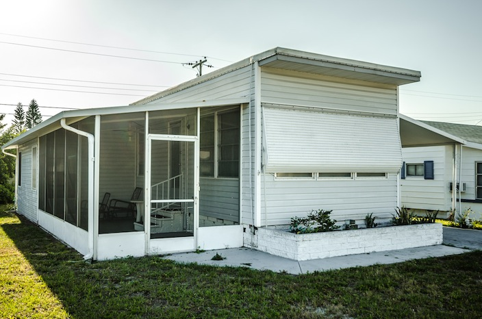 single wide mobile home you own the land trinity east